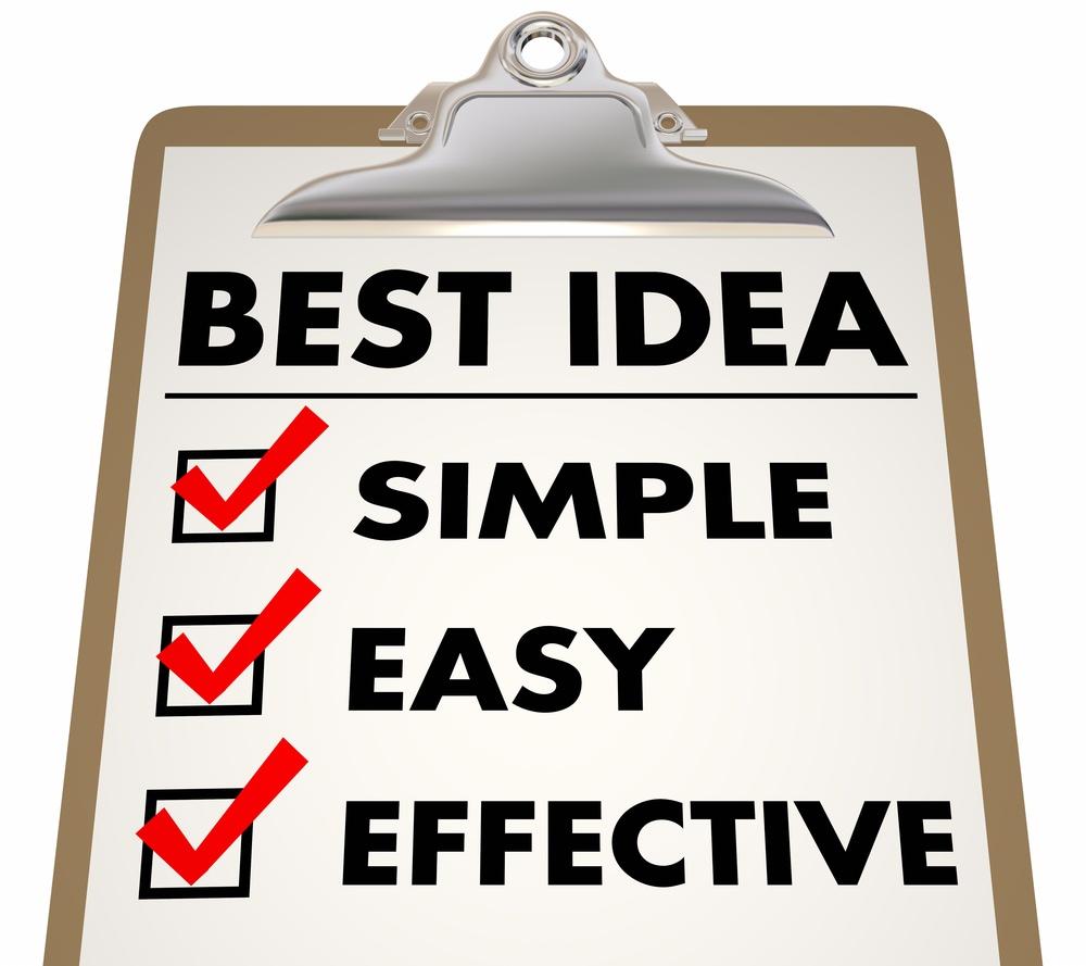 better lead gen is simple
