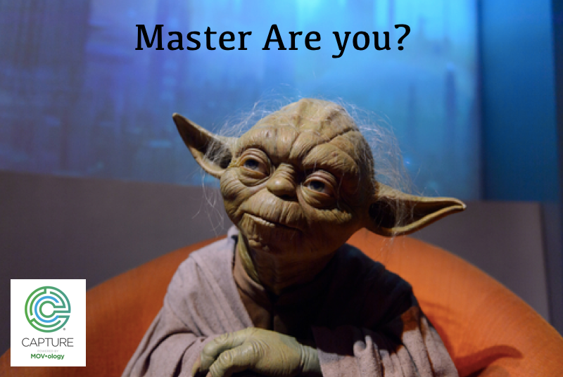 master are you